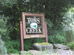 Photo of Tbd Toms Creek Drive, Roan Mountain, TN 37687 (MLS # 9919059)