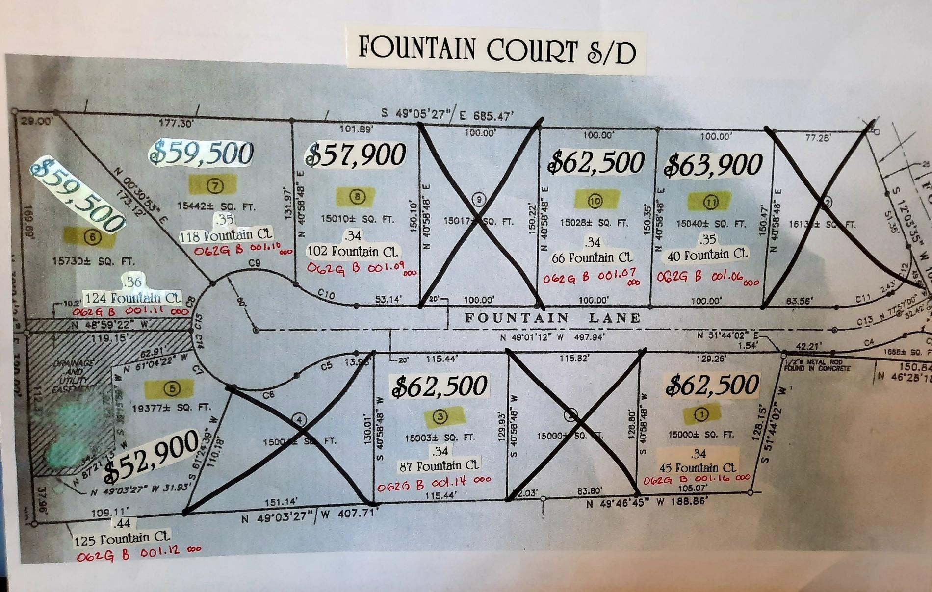 Photo of 102 Fountain (Lot #8) Court, Johnson City, TN 37604 (MLS # 9922164)