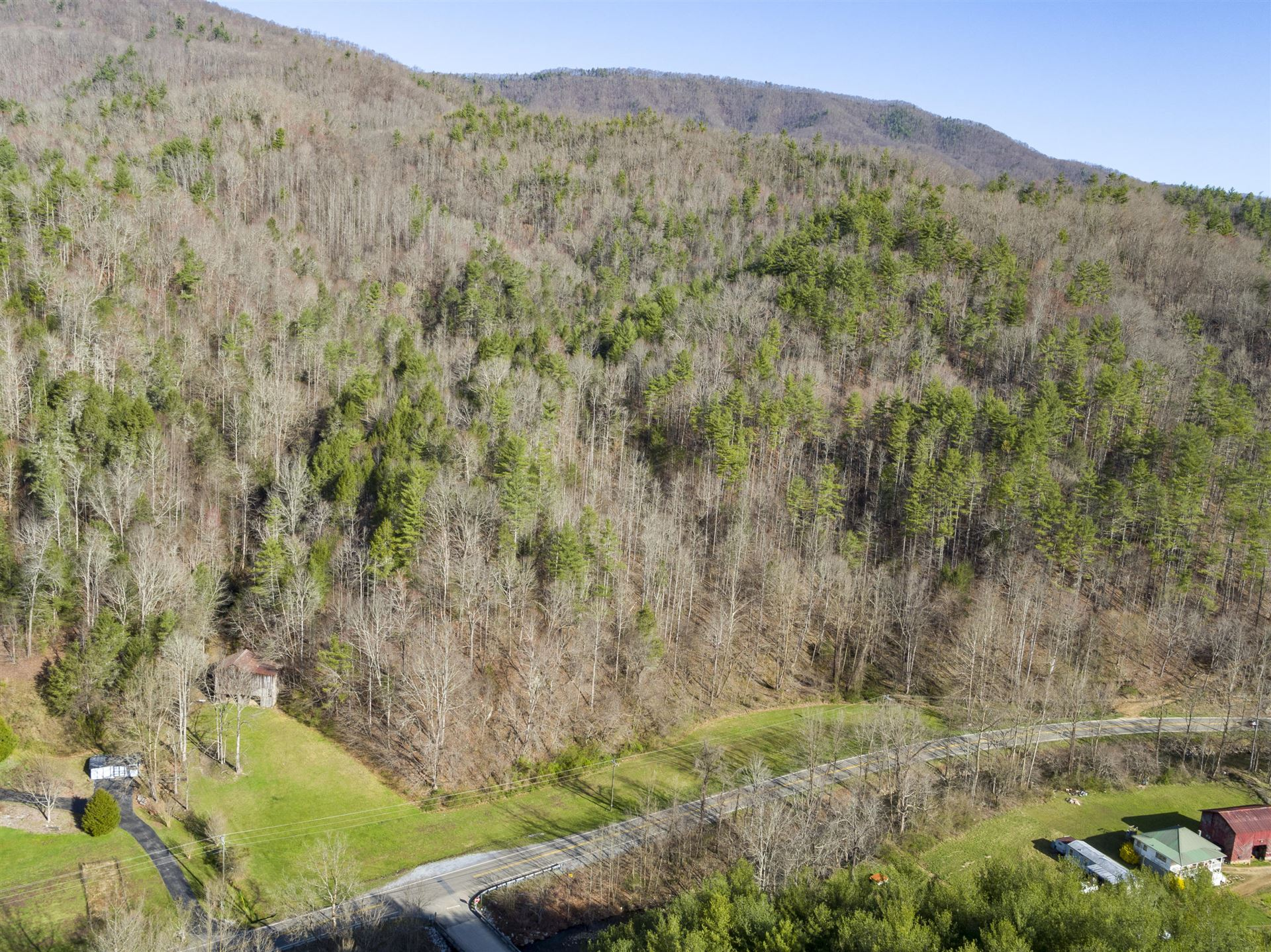 Photo of Tbd Old Asheville Highway, Erwin, TN 37650 (MLS # 9920173)