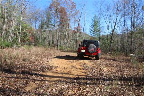 Photo of 000 Divide Road, Mountain City, TN 37683 (MLS # 9915243)