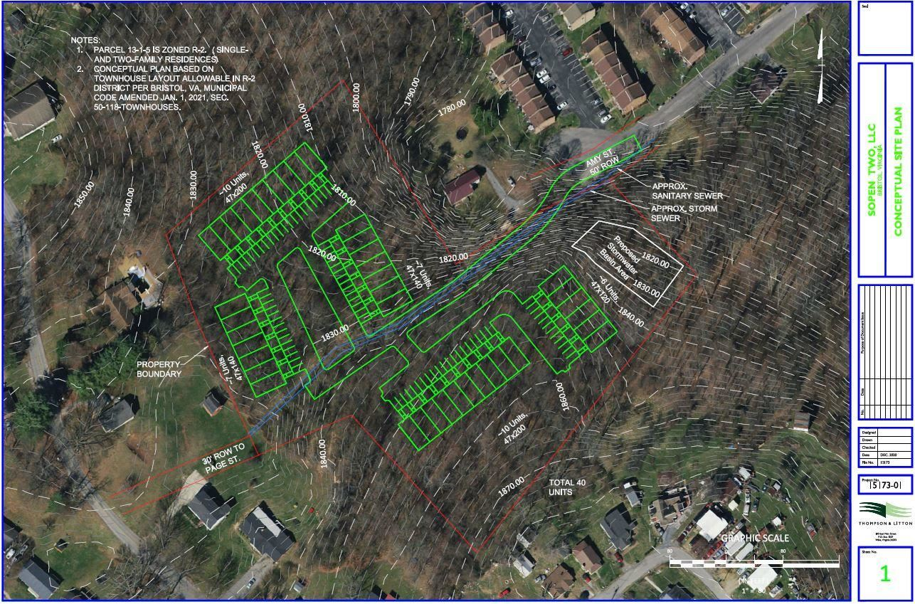 Photo of Tbd Amy St Street, Bristol, VA 24201 (MLS # 9917274)