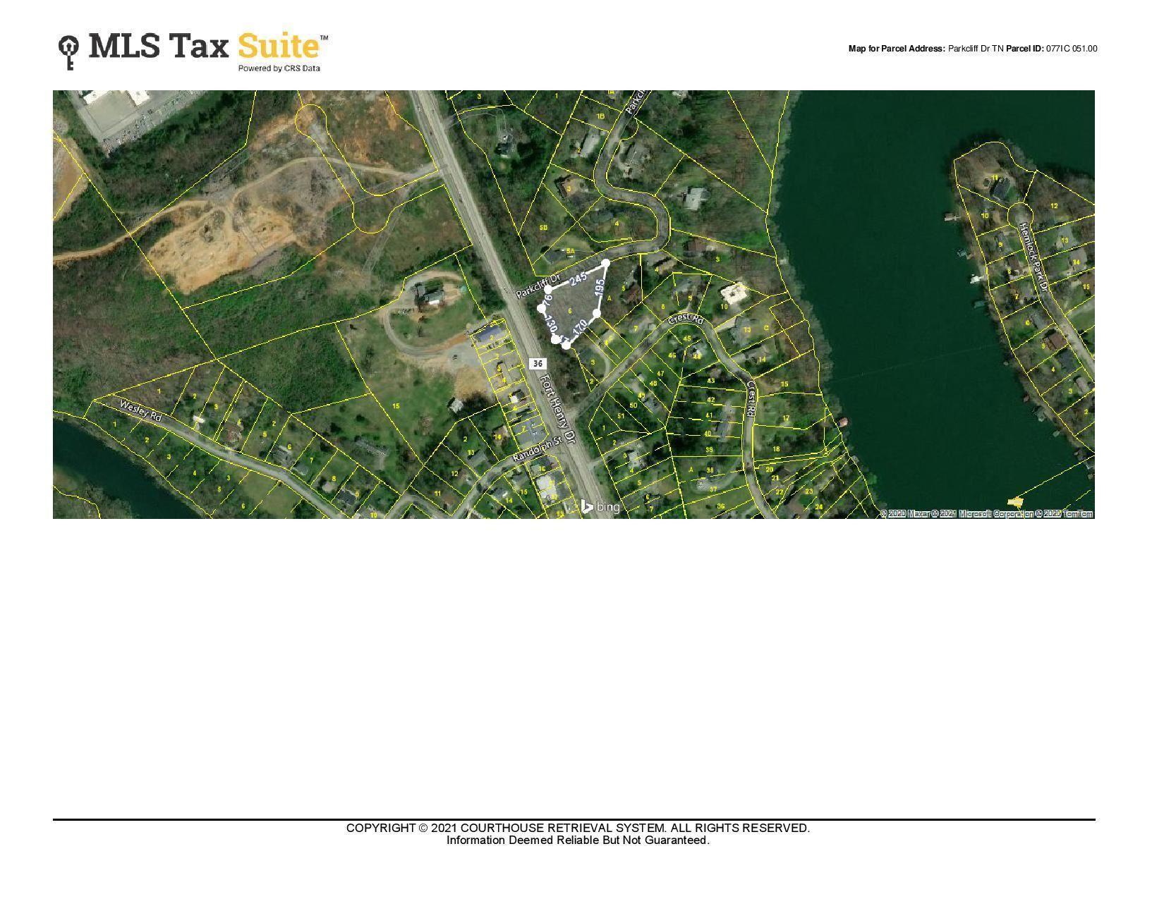 Photo of Tbd Parkcliff Drive Drive, Kingsport, TN 37664 (MLS # 9918307)