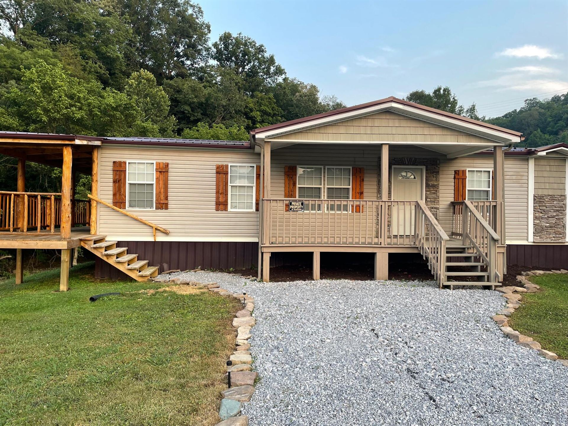 Photo of 1161 Colonial Post Office Road, Gate City, VA 24251 (MLS # 9926545)