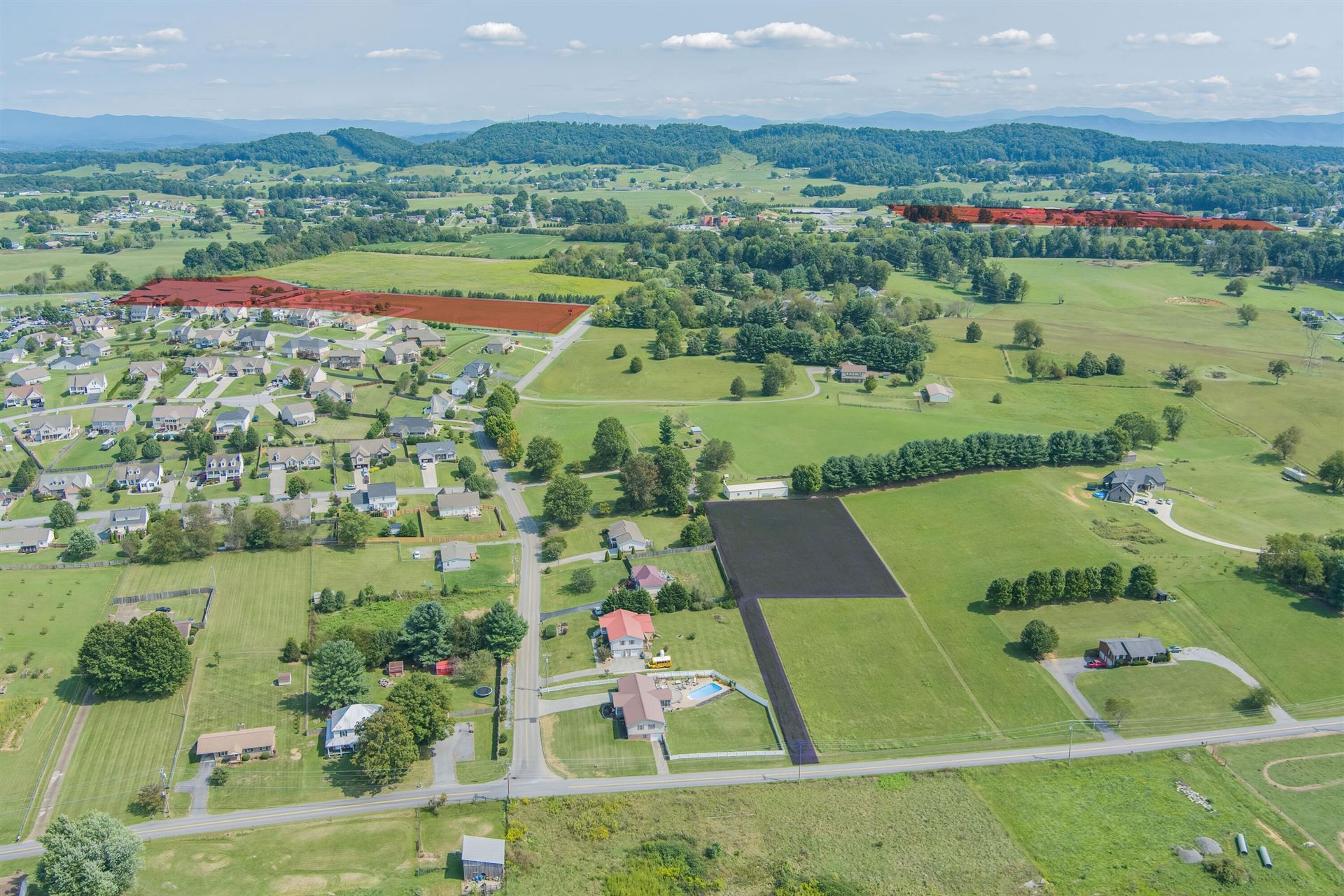 Photo of Tbd Hugh Cox Road #2, Johnson City, TN 37615 (MLS # 9928557)
