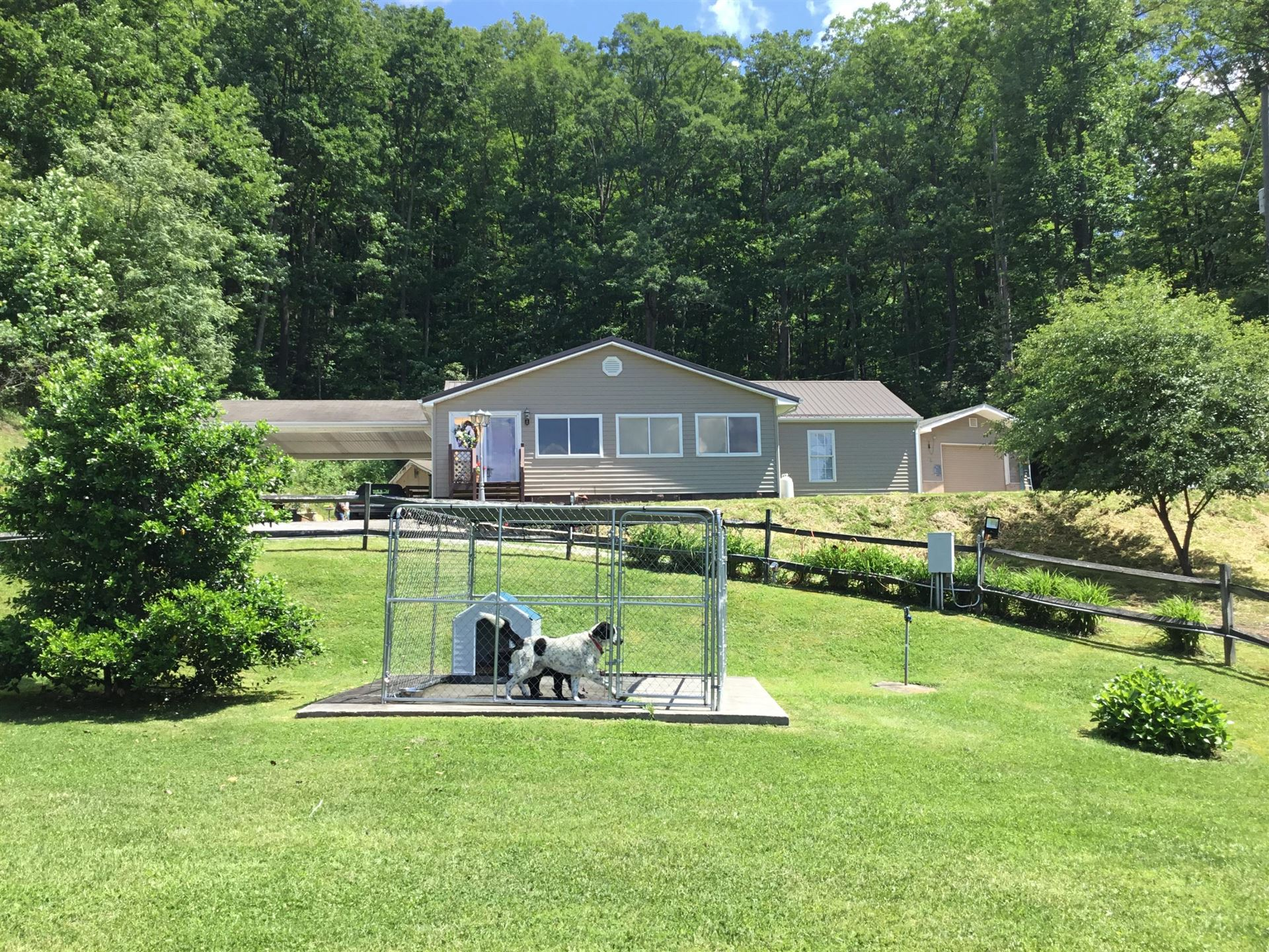 Photo of 12510 Orby Cantrell Highway, Pound, VA 24279 (MLS # 9926678)