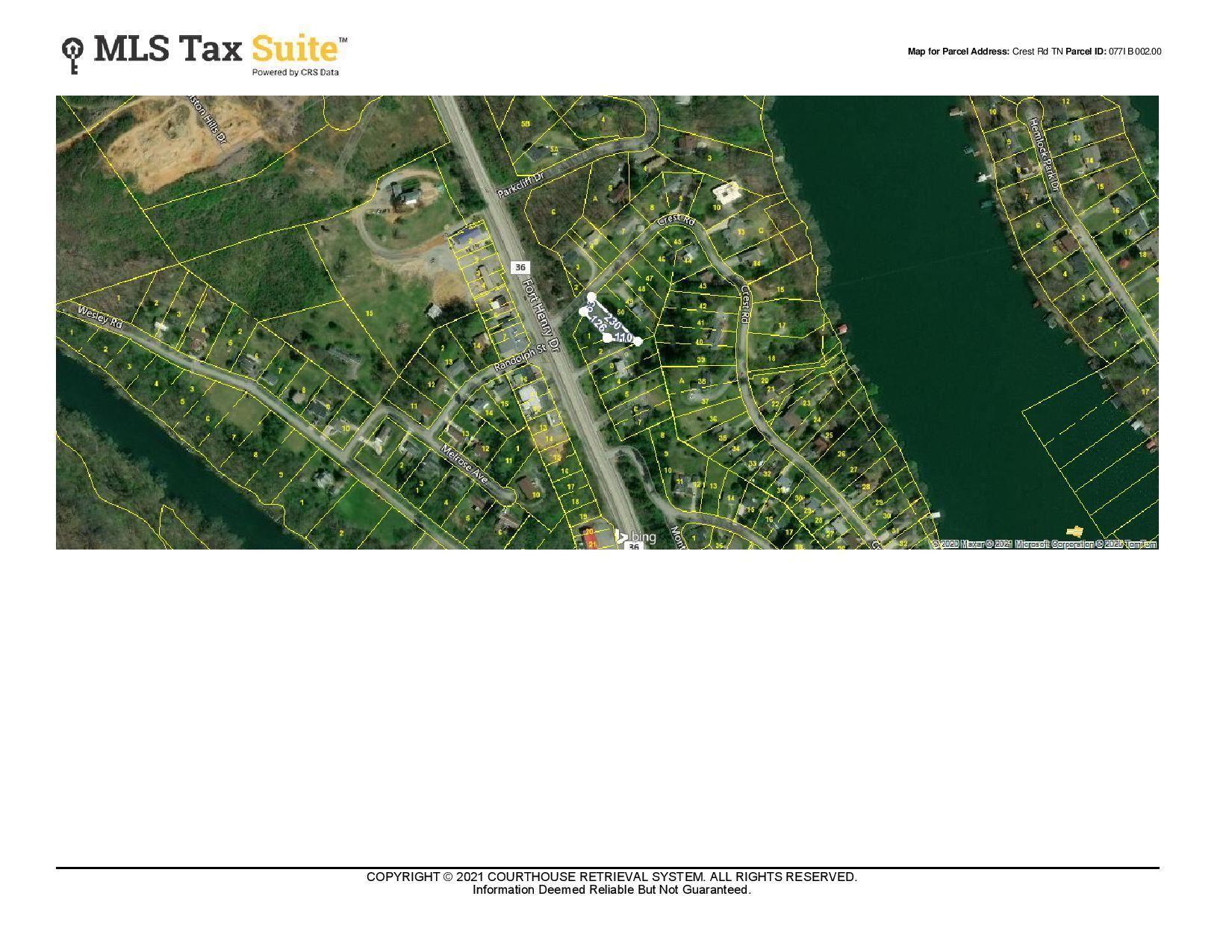 Photo of Tbd Crest Road, Kingsport, TN 37664 (MLS # 9918703)