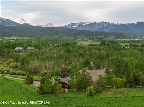 Photo of 700 W LOIS LANE, Alta, WY 83414 (MLS # 21-2007)