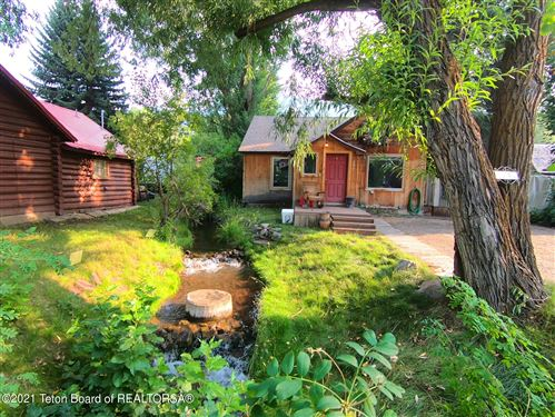 Photo of 282 E PEARL AVE, Jackson, WY 83001 (MLS # 21-3060)