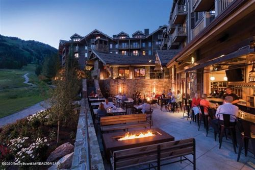 Photo of 7680 N GRANITE LOOP RD #877, Teton Village, WY 83025 (MLS # 20-2073)