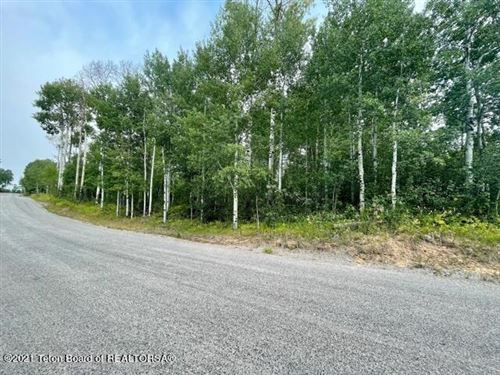 Photo of TBD CHOKECHERRY, Star Valley Ranch, WY 83127 (MLS # 21-1083)
