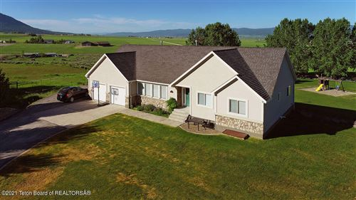 Photo of 147 SADDLE DRIVE, Etna, WY 83120 (MLS # 21-2102)