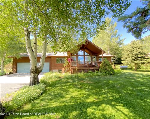 Photo of 63 CANYON PINES WAY, Star Valley Ranch, WY 83127 (MLS # 21-2104)