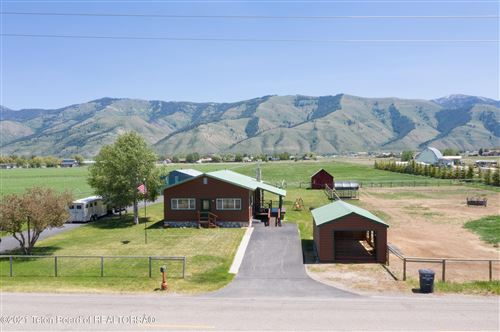 Photo of 1770 ALLRED RD, Afton, WY 83110 (MLS # 21-2106)