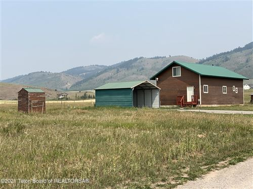 Photo of 129 HILLARY LN, Grover, WY 83122 (MLS # 21-3129)