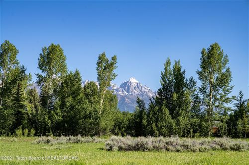 Photo of 205 HUCKLEBERRY DR, Jackson, WY 83001 (MLS # 21-2160)