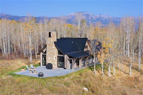 Photo of 175 & 195 N WEST RIDGE ROAD, Jackson, WY 83001 (MLS # 20-3179)