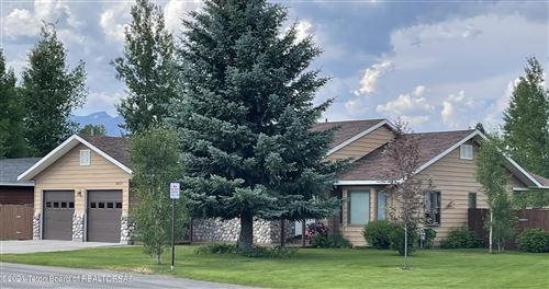 Photo of 3077 RANGEVIEW DR, Jackson, WY 83002 (MLS # 21-2187)