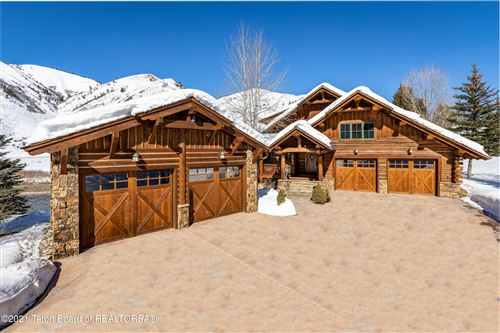 Photo of 365 JOHNNY COUNTS RD, Jackson, WY 83001 (MLS # 21-1191)