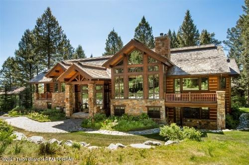 Photo of 3730 W CURTIS DRIVE, Teton Village, WY 83025 (MLS # 21-192)