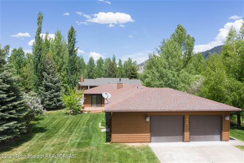 Photo of 1925 W HOMESTEAD DR, Jackson, WY 83001 (MLS # 21-1197)