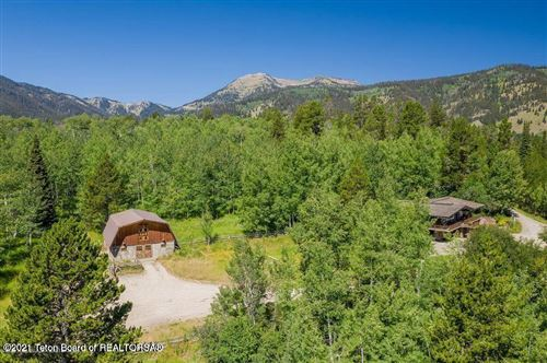 Photo of 6190 W HECK OF A HILL RD, Wilson, WY 83014 (MLS # 21-3199)