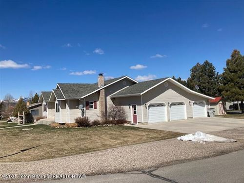 Photo of 285 E 8TH AVE, Afton, WY 83110 (MLS # 21-1201)