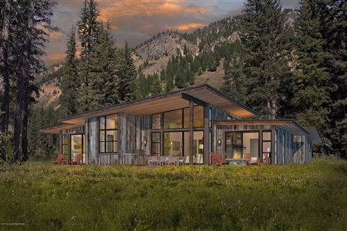 Photo of 15415 TALL TIMBER RD, Jackson, WY 83001 (MLS # 20-1258)