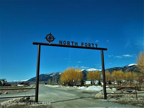 Photo of NORTH FORTY DRIVE, Thayne, WY 83127 (MLS # 21-1267)