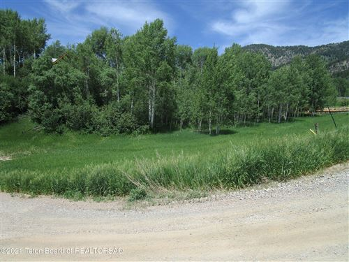 Photo of TBD WEST ELKHORN DR., Star Valley Ranch, WY 83127 (MLS # 21-286)
