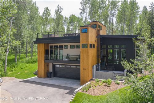 Photo of 3130 W TEAL ROAD, Jackson, WY 83001 (MLS # 21-1298)