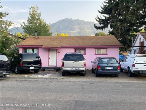 Photo of 340 E PEARL AVE, Jackson, WY 83001 (MLS # 21-3303)