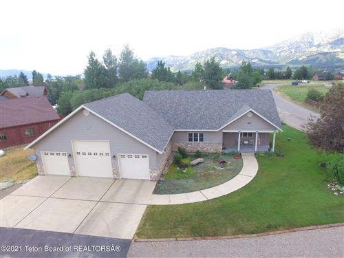 Photo of 501 SNAKE RIVER DR, Alpine, WY 83128 (MLS # 21-2321)