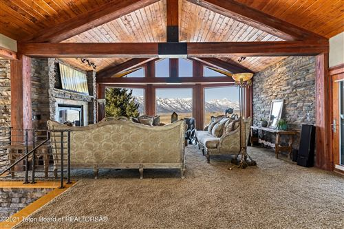 Photo of 820 N BAR Y RD, Jackson, WY 83001 (MLS # 21-1341)