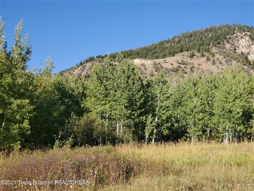 Photo of LOT 20 DOGWOOD DRIVE, Star Valley Ranch, WY 83127 (MLS # 21-3355)