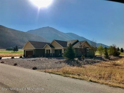 Photo of 111 PAPWORTH LN, Afton, WY 83110 (MLS # 21-2366)
