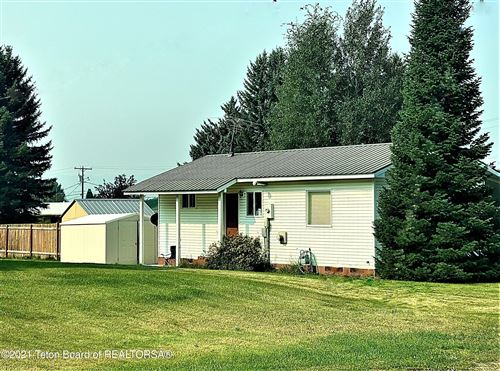 Photo of 324 E 5TH AVE, Afton, WY 83110 (MLS # 21-3369)