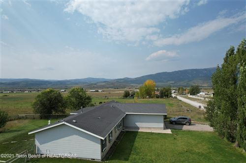 Photo of 501 LARIAT DR, Etna, WY 83118 (MLS # 21-3374)