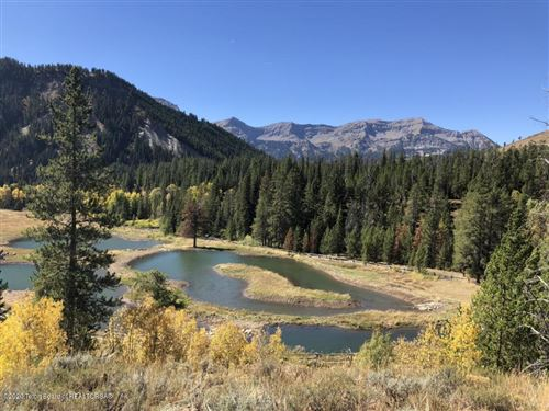 Photo of LOT 22 VIRGINIA PEAK CIRCLE, Alpine, WY 83128 (MLS # 20-1385)