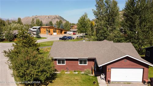 Photo of 3071 RANGEVIEW DR., Jackson, WY 83001 (MLS # 21-3388)