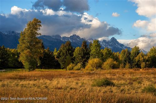 Photo of 6305 JUNEGRASS ROAD, Jackson, WY 83001 (MLS # 21-3403)