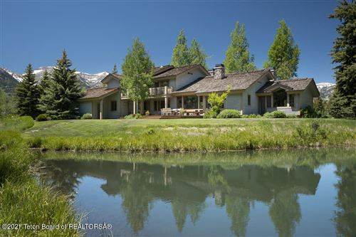 Photo of 2650 W STONECROP RD, Jackson, WY 83001 (MLS # 20-3416)