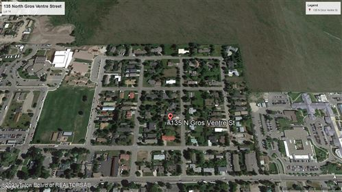 Photo of 135 N GROS VENTRE LOT 14, Jackson, WY 83001 (MLS # 21-2429)