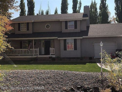 Photo of 320 E 1ST AVE, Afton, WY 83110 (MLS # 21-464)