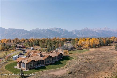 Photo of 6080 N JUNEGRASS, Jackson, WY 83001 (MLS # 21-3492)