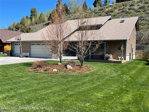 Photo of 56 MEADOW RIDGE RD, Alpine, WY 83128 (MLS # 21-1502)