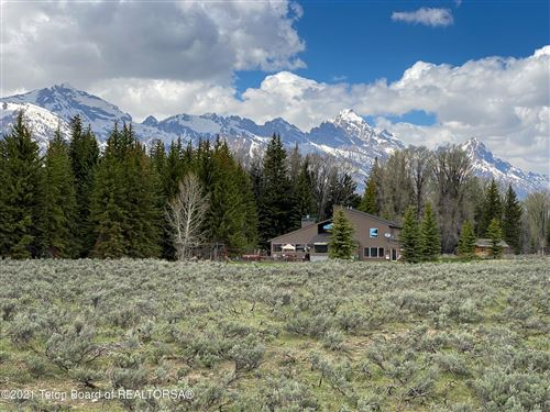 Photo of 450 E PHELPS CANYON RD, Jackson, WY 83001 (MLS # 20-3512)