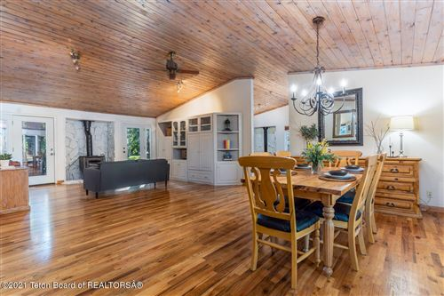 Photo of 3195 S PITCH FORK DR, Jackson, WY 83001 (MLS # 21-2536)