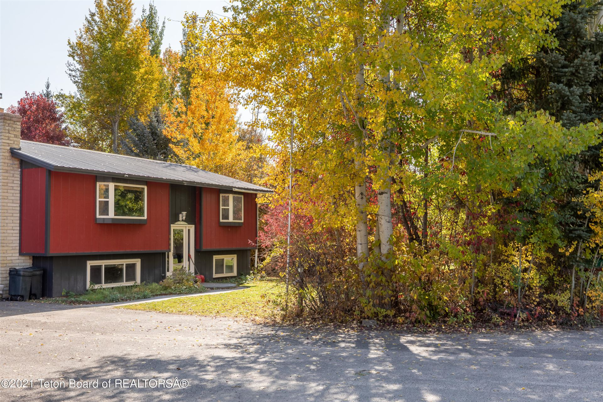 Photo for 850 HI-COUNTRY DRIVE, Jackson, WY 83001 (MLS # 21-3546)