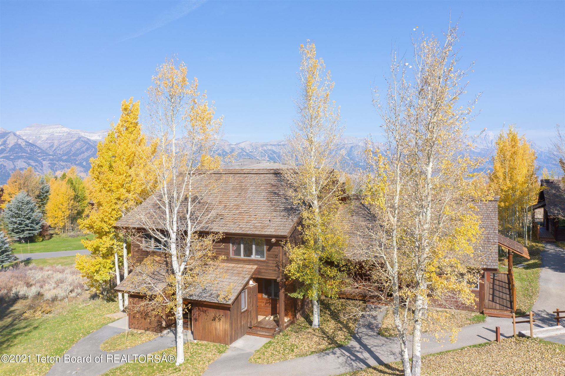 Photo for 1653 N HARVEST DANCE ROAD #3192-93, Jackson, WY 83001 (MLS # 21-3574)