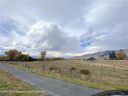 Tiny photo for 4450 S SOUTH PARK LOOP ROAD, Jackson, WY 83001 (MLS # 21-3576)